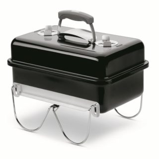 Barbecue Weber GO-ANYWHERE CARBONE BLACK