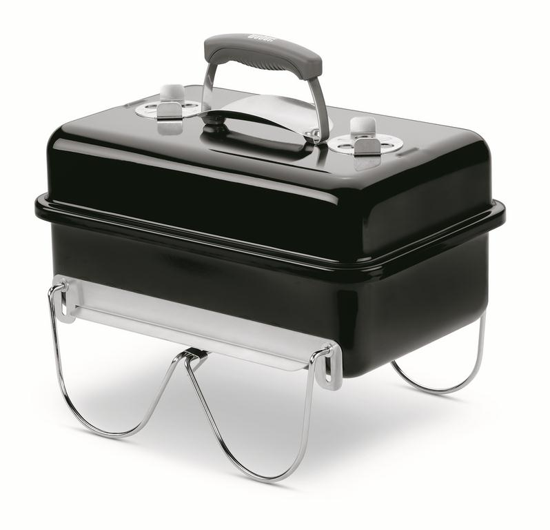 Barbecue Weber GO-ANYWHERE CARBONE BLACK
