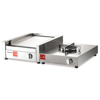 BARBECUE Airone SERIE 30 base con 1 fuoco