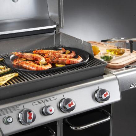 Cottura barbecue con coperchio o senza?