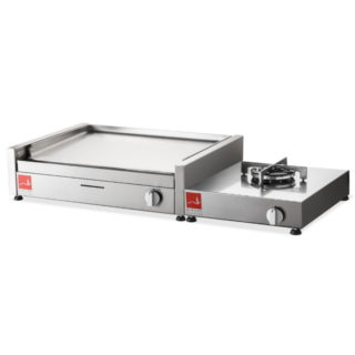 BARBECUE Airone SERIE 60 base con 1 fuoco