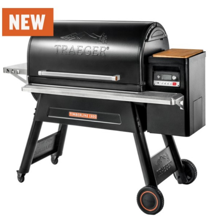 BARBECUE TRAEGER TIMBERLINE 1300 cod. TIMBERLINE 1300