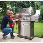 Barbecue NAPOLEON PRESTIGE PRO 500 2