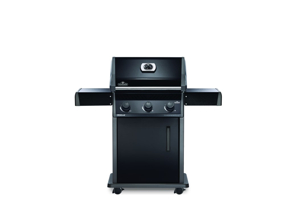 Barbecue NAPOLEON ROGUE R425SB TOTAL BLACK