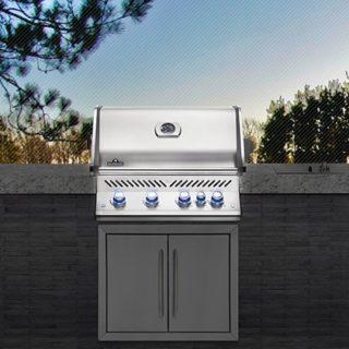 Barbecue AD INCASSO NAPOLEON PRESTIGE PRO 500 RSIB