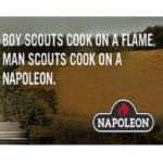 Barbecue NAPOLEON APOLLO SMOKER 300 1