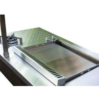 Barbecue PLANET AD INCASSO serie OASI 55 DUAL