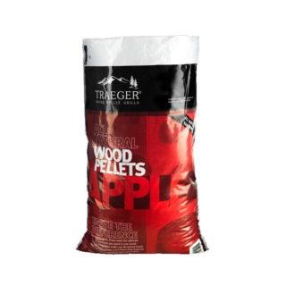 PELLETS APPLE ( Melo ) Traeger Sacco da 9 kg