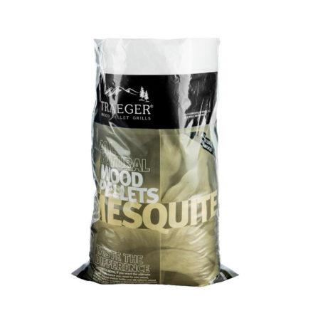PELLETS MESQUITE Traeger Sacco da 9 kg