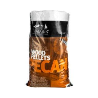 PELLETS PECAN ( Noce nordamericano ) Traeger Sacco da 9 kg