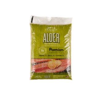 Traeger Pellet ALDER PEL338