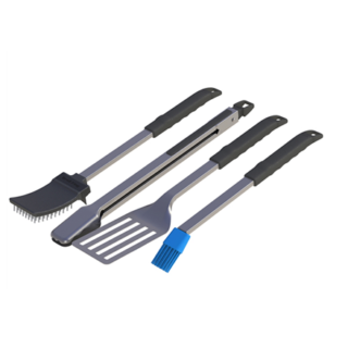 Set posate 4 pezzi Baron Broil King