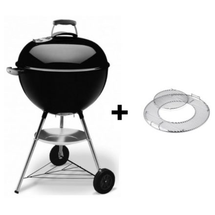 bar b kettle weber gbs charcoal grill 47 cm cod. 1231504