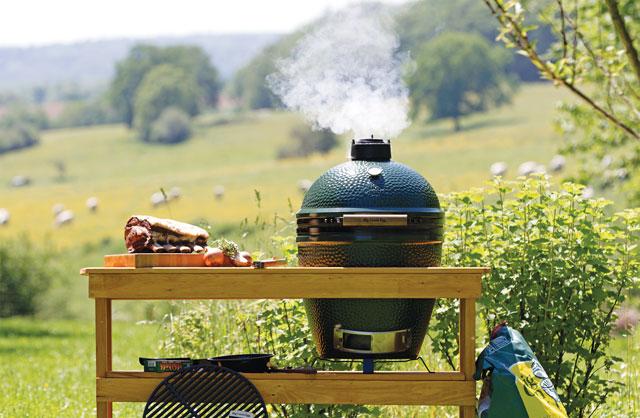 Barbecue Big Green Egg XLarge