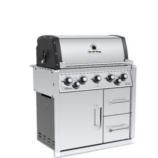 Barbecue Broil King IMPERIAL 590 DA INCASSO CON MOBILETTO 101.958483