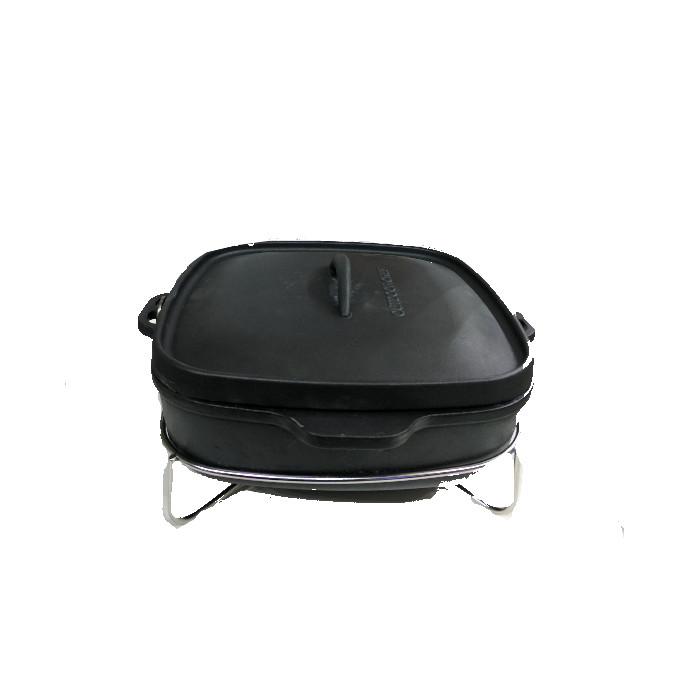 Duch oven teglia in ghisa Outdoorchef 18.212.56