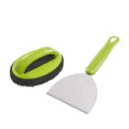 Set pulizia plancha Outdoorchef 18.211.99
