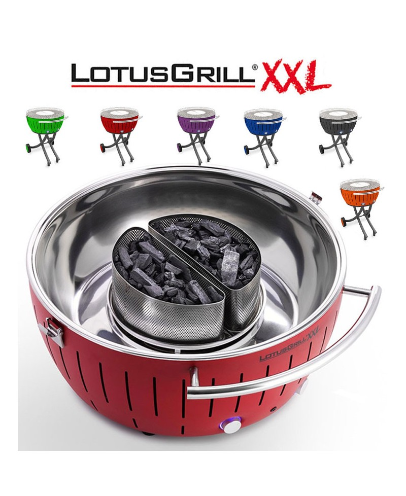 Barbecue LotusGrill XXL –