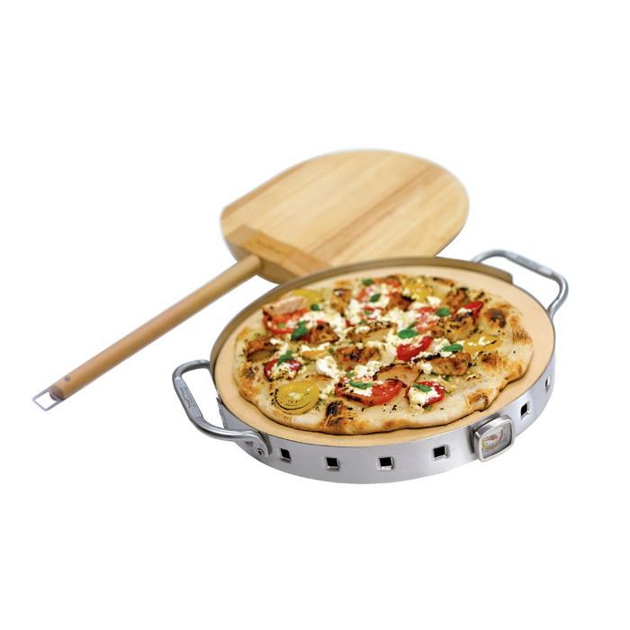 set cottura pane e pizza Broil King con paletta 705.69816