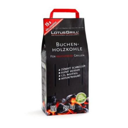 Carbonella Lotus Grill per barbecue confezione da 2,5 kg