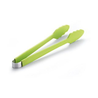 Pinza Lotus Grill colorata in silicone