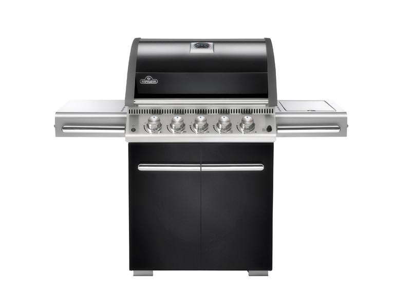 Barbecue NAPOLEON LE485RSIB BLACK