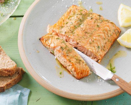 Salmone marinato allo sciroppo d'acero – Ricetta Outdoorchef
