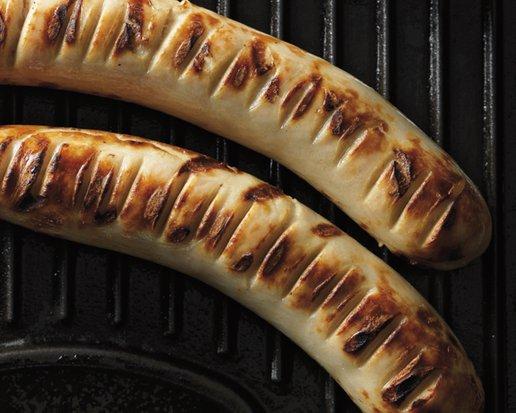 Salsicce arrostite alla griglia – Ricetta Outdoorchef