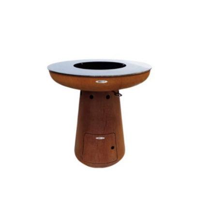 Barbecue REMUNDI NERO L 105 diametro cm 102