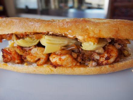 Sanremo Shrimp Roll – Ricetta Outdoorchef