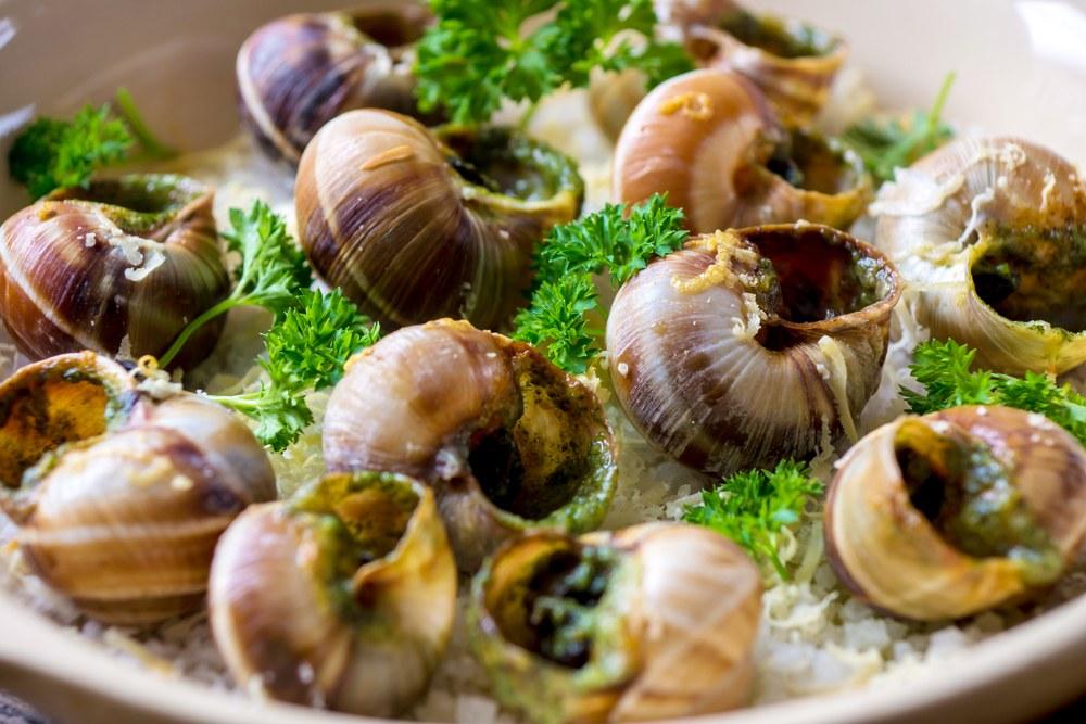 Escargot (lumache) alla griglia - Ricetta Traeger