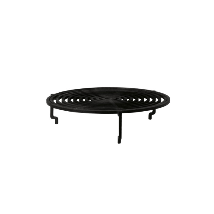 griglia rotonda per ofyr diametro 100