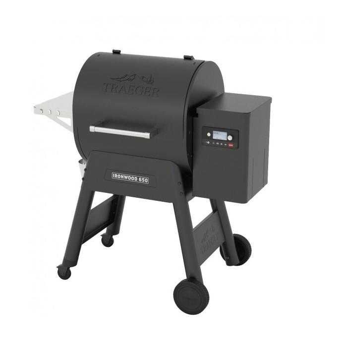BBQ TRAEGER IRONWOOD 665