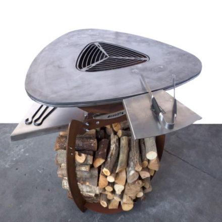 Barbecue Braciere a legna AUGUSTO