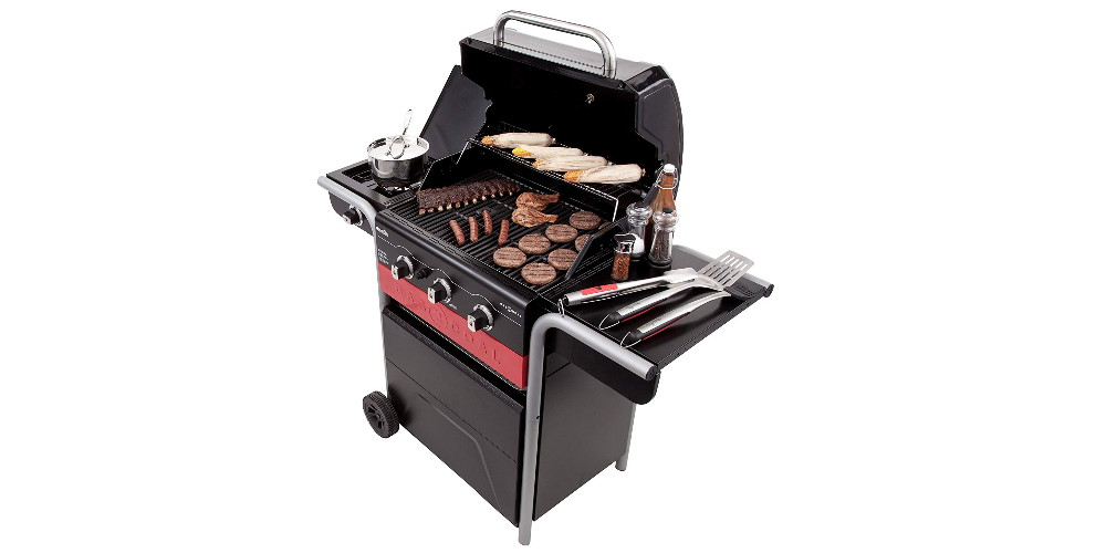 GAS2COAL 330 bbq char-broil