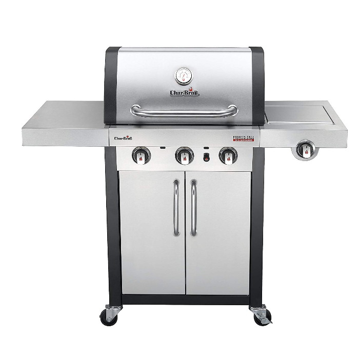 BBQ CHAR-BROIL PROFESSIONAL 3400S 1