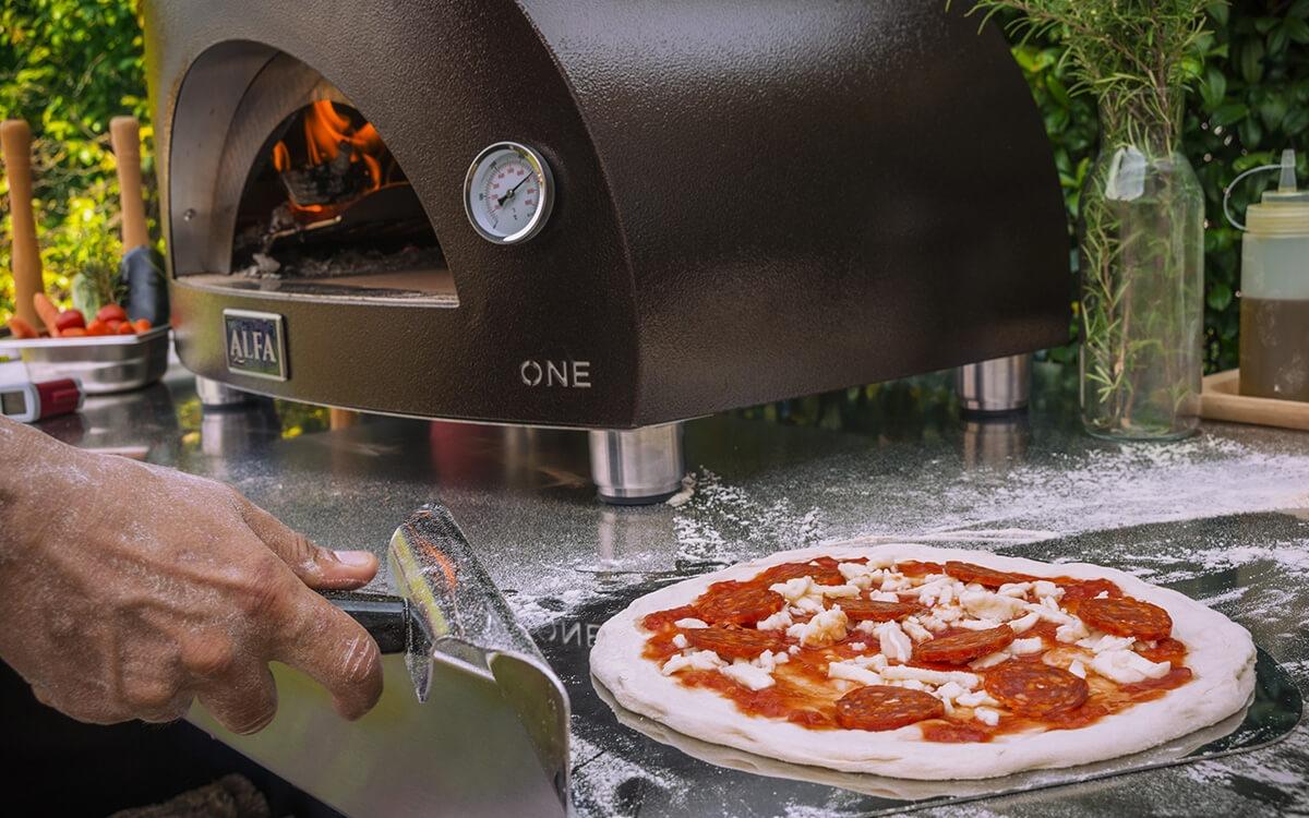 FORNO PIZZA ONE Alfa Pizza