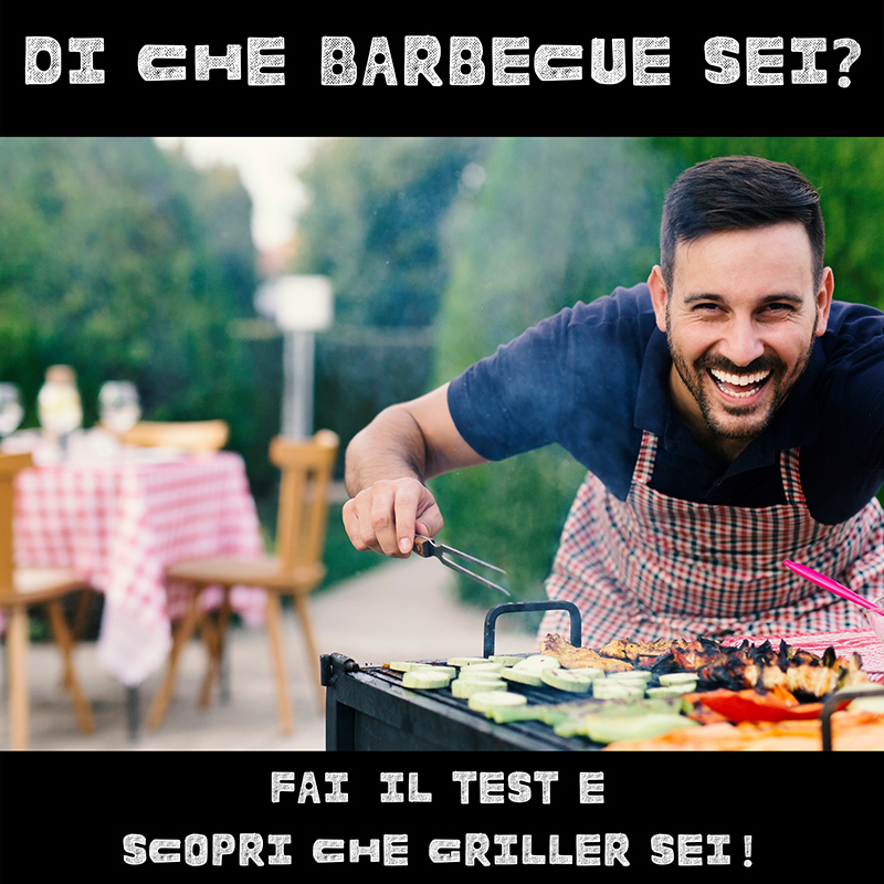 test di che barbecue sei