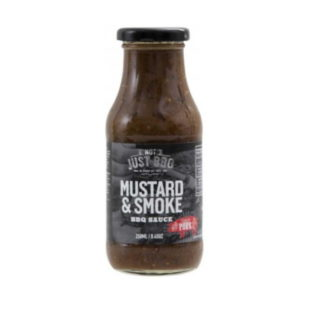 Mustard & Smoke Not Just BBQ