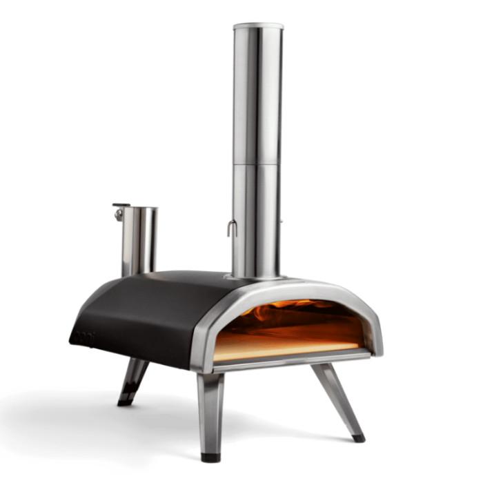 forno pizza portatile a pellet FYRA
